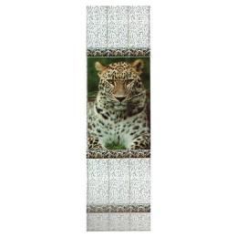 Панель ПВХ Леопард основной узор