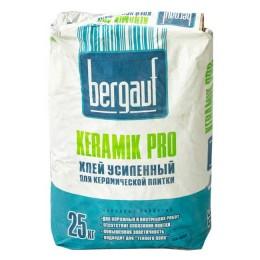 Клей плиточный усиленный Bergauf Keramik Pro 25 кг