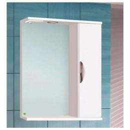 Шкаф зеркальный Ника 600 (без света)