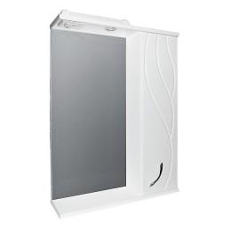 Шкаф зеркальный Дюна 60 правый