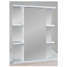 Шкаф зеркальный Лира 55 Эко