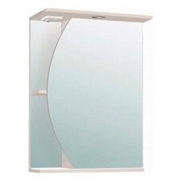 Шкаф зеркальный Луна 55 Эко
