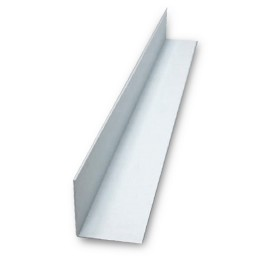 Профиль ПВХ угол 50х50 белый