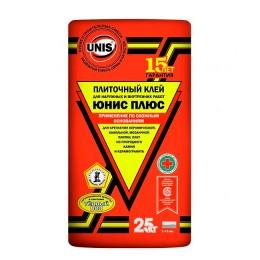 Клей плиточный UNIS красный