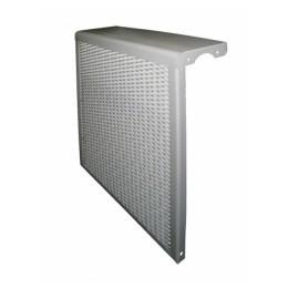 Радиаторный экран металлический 6 секций РЭМ-6-кс