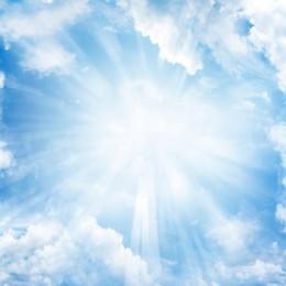 Потолочная панель ПВХ Novita Облака